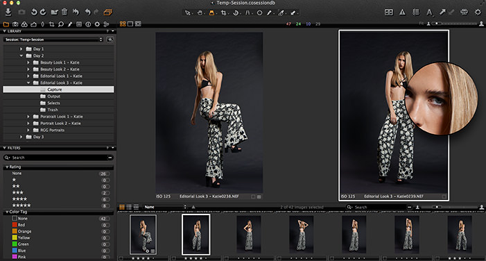 Lightroom or capture one pro which raw processor is best for Image capture