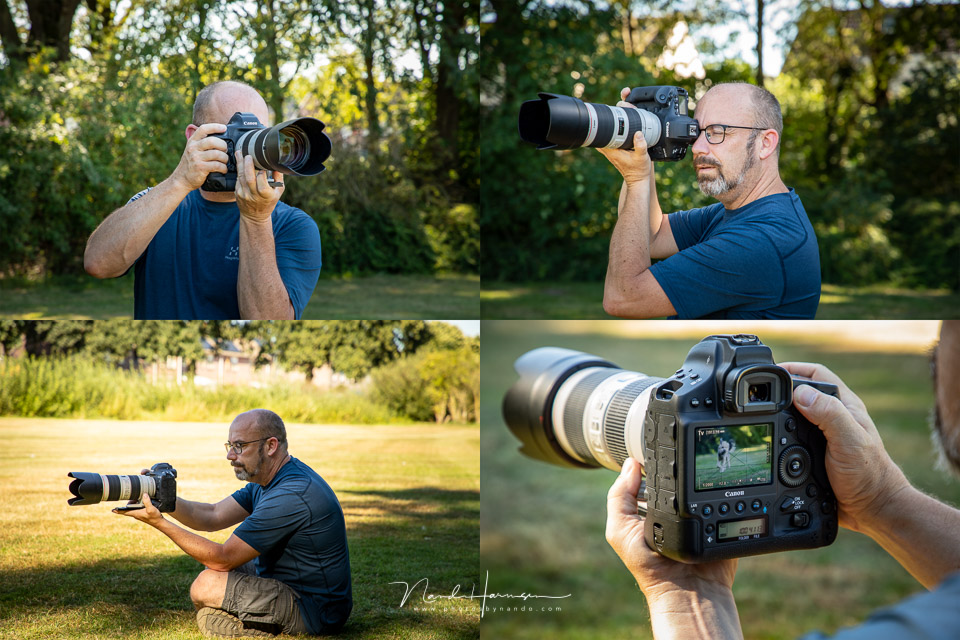 These are the ways I was holding this camera during a review. Perhaps someone else will hold a camera completely different. It does not necessarily mean one way is wrong. It is just another method.