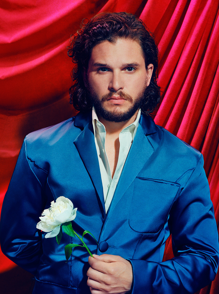 kit harrington jon snow game of thrones time magazine miles aldridge