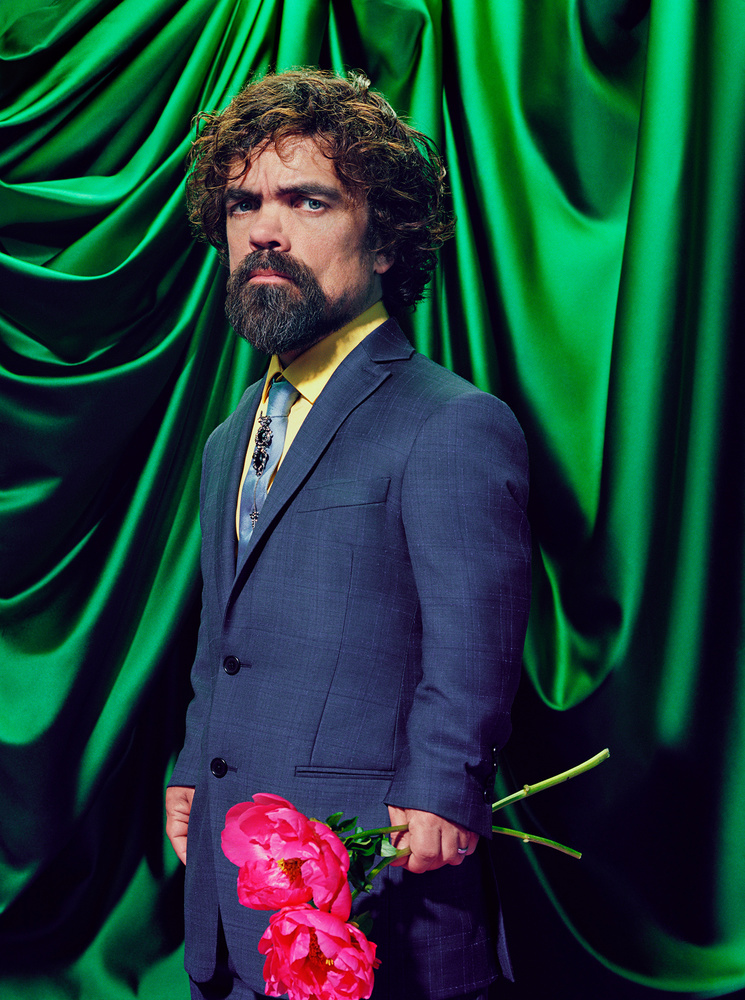 peter dinklage tyrion lannister game of thrones time magazine miles aldridge