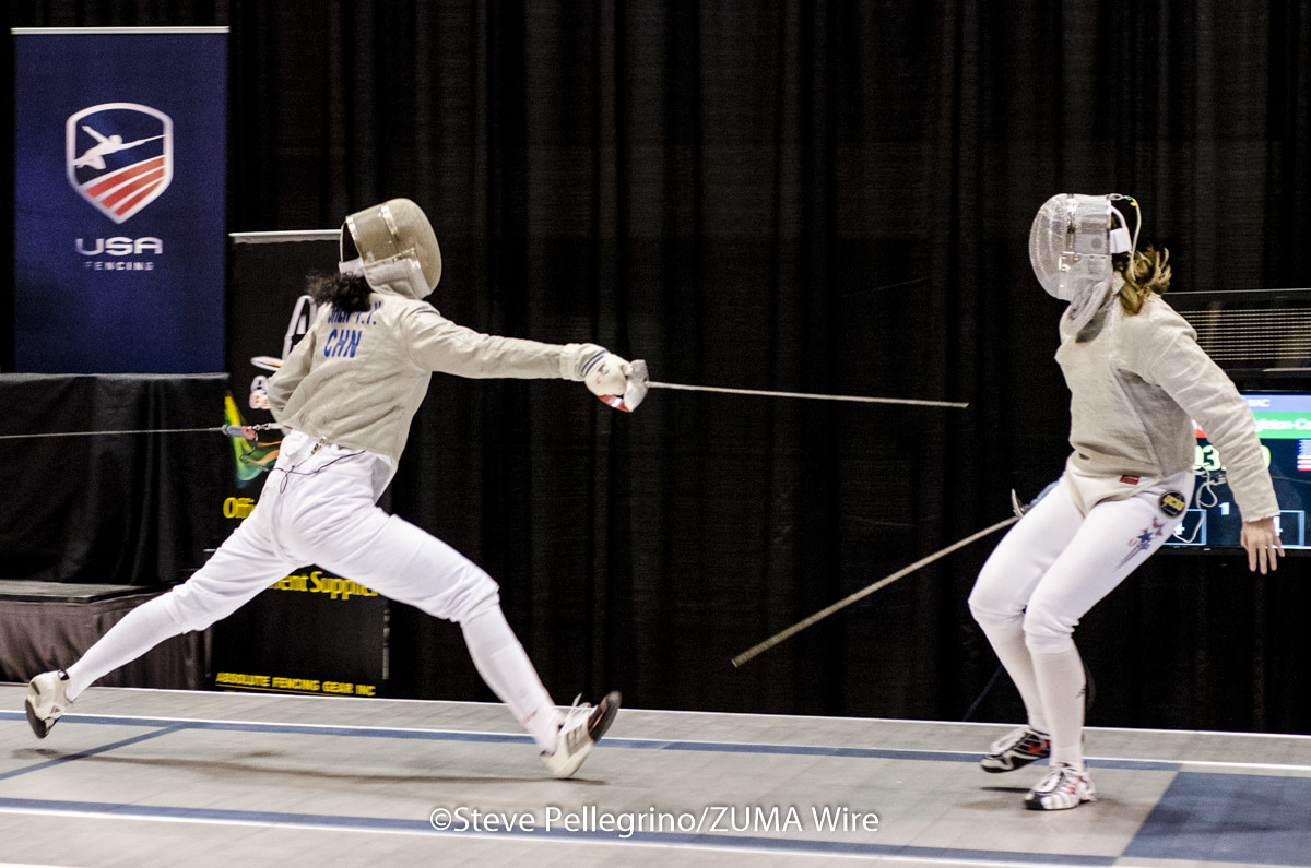 What It S Like Photographing Olympic Fencing Fstoppers