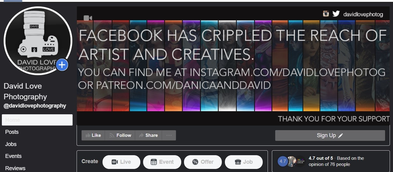 Do Photographers Still Need Facebook? | Fstoppers