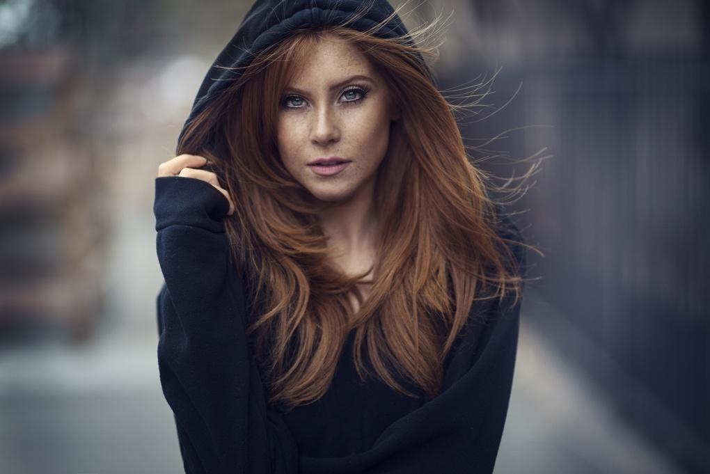redhead Nude photo