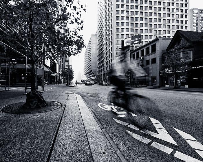 Streets of Toronto by Michael Woloszynowicz