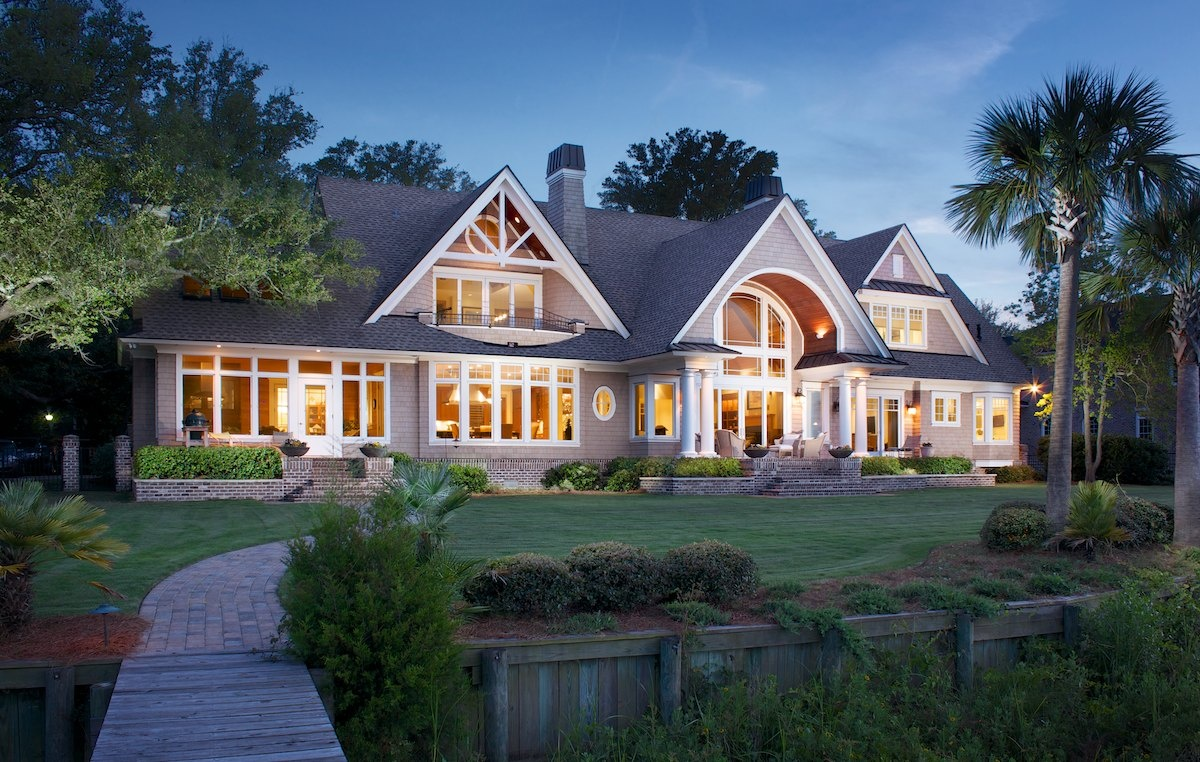Architecture Photography How To how to photograph and light real estate at dusk on a budget