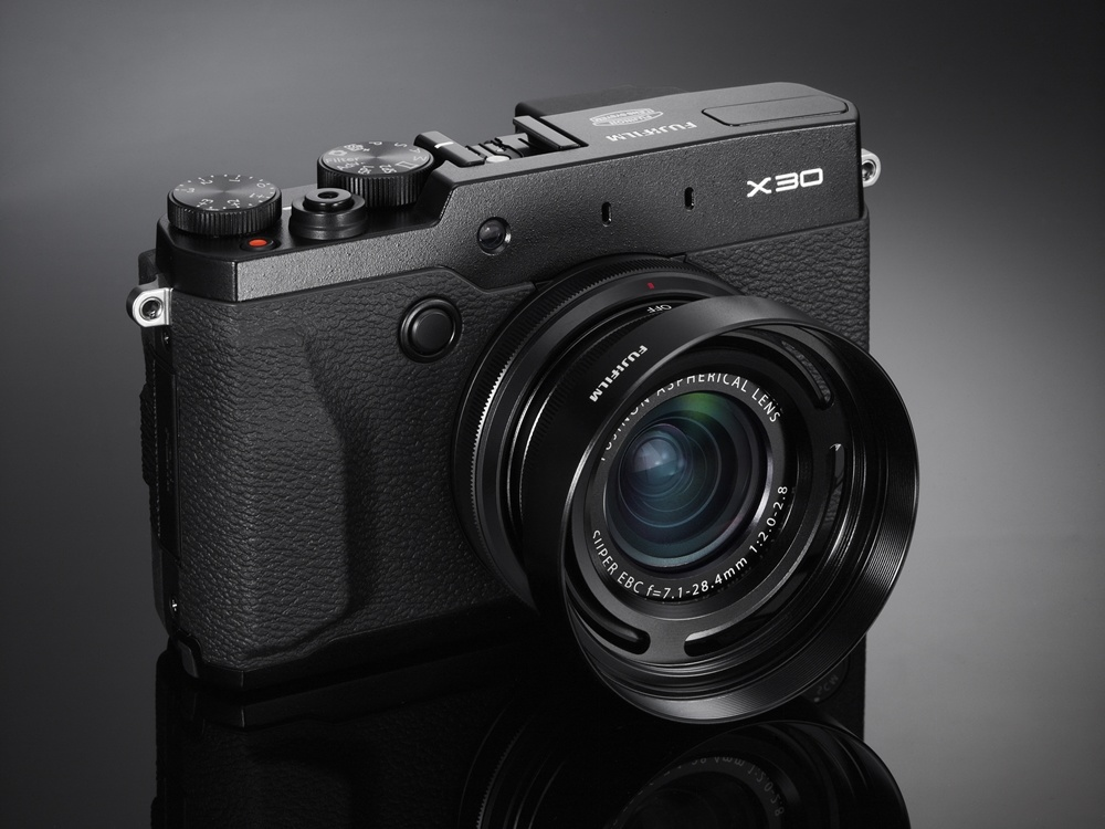 Fujifilm Announces Fuji X30 Ready For Pre Order Fstoppers