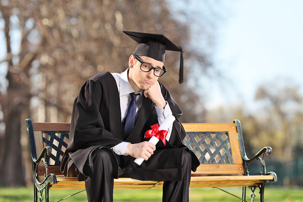 I hate my degree type, what do I do now?