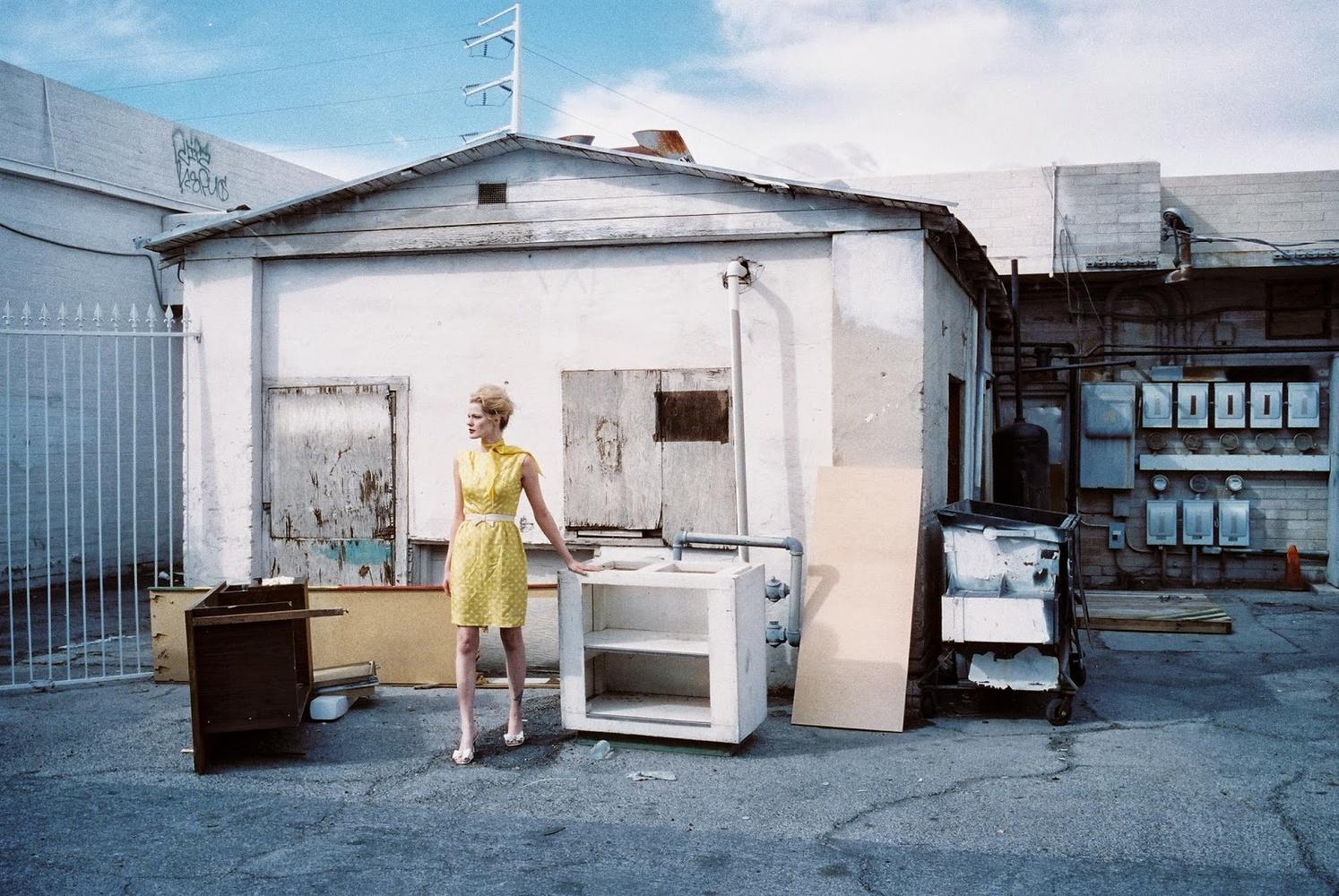 Jan Scholz daylight cinestill 800t photo