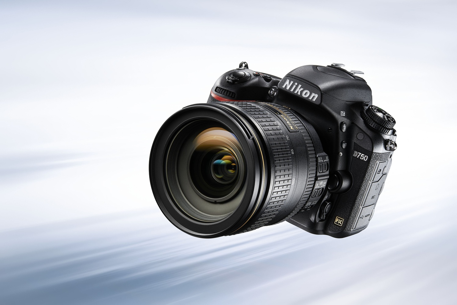 Nikon S Newest Full Frame Family Member Is The D750