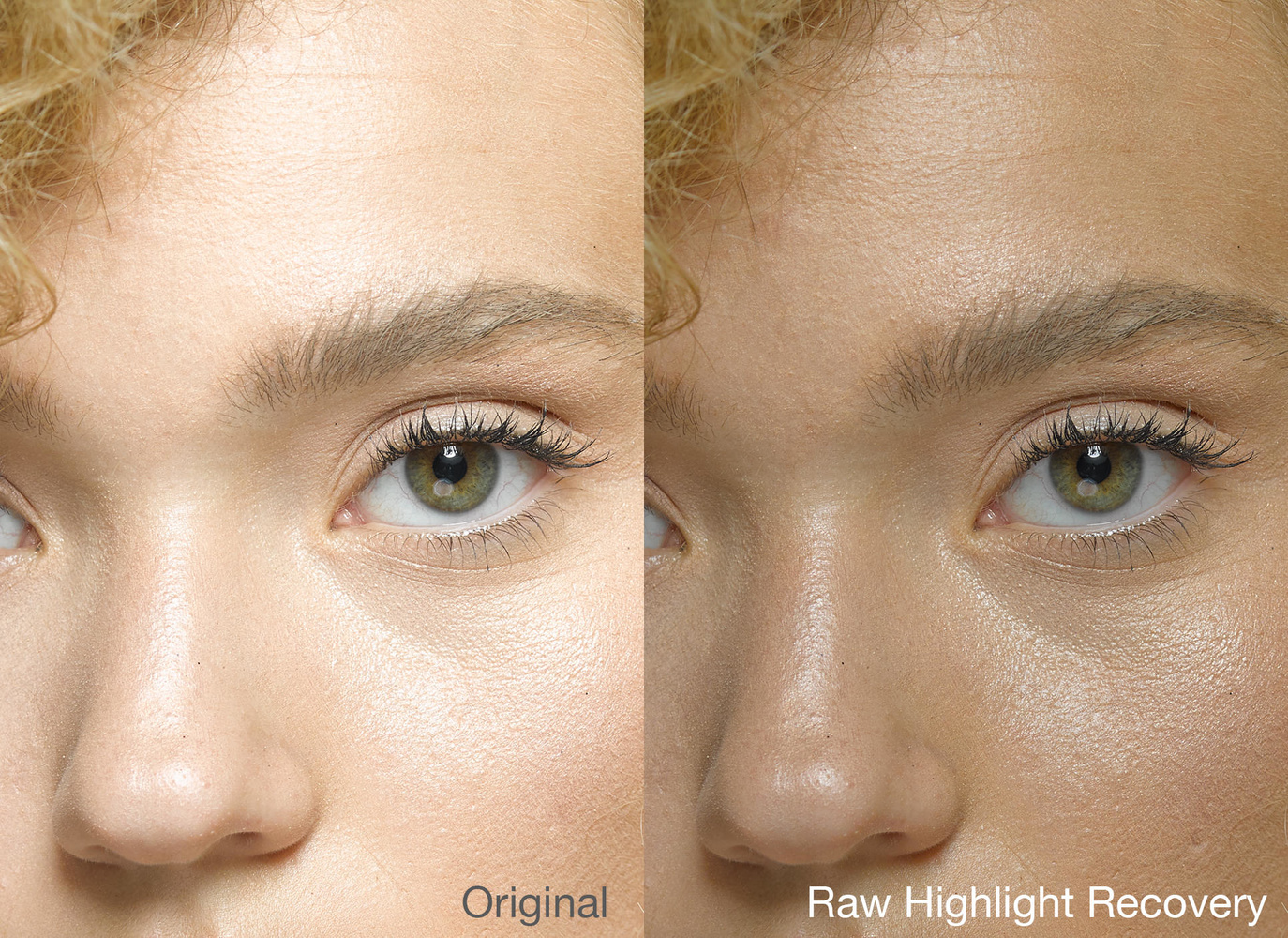 How to Recover Skin Texture from Over-Exposed Highlights | Fstoppers