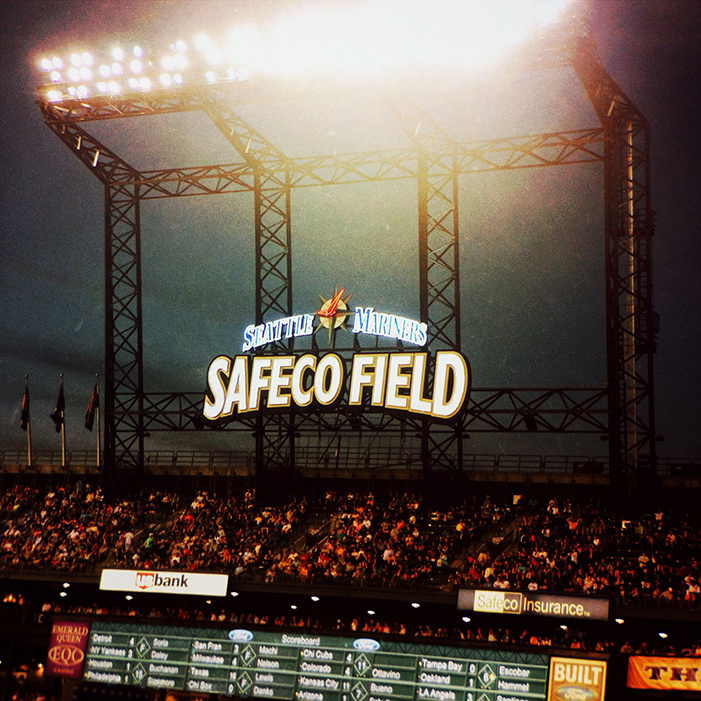 Safeco Field Moment Tele