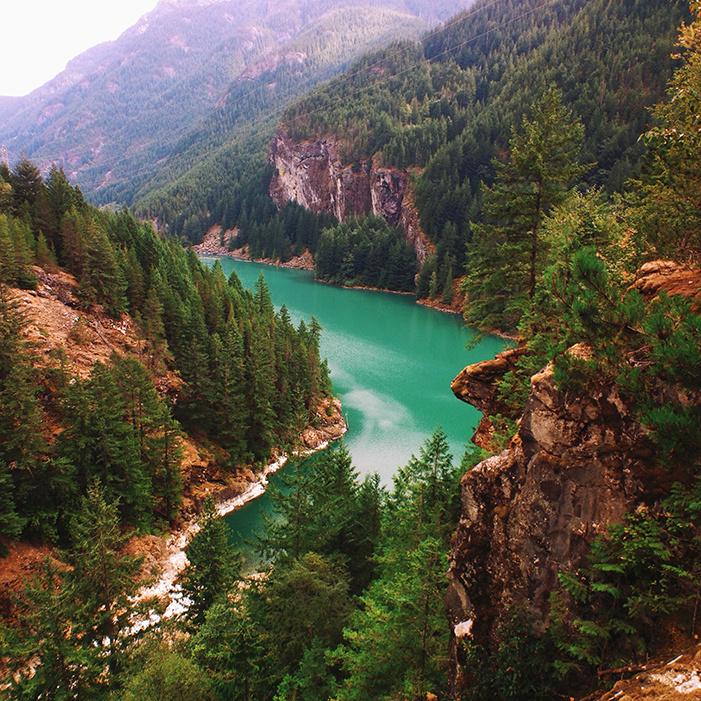 Lac Gorge