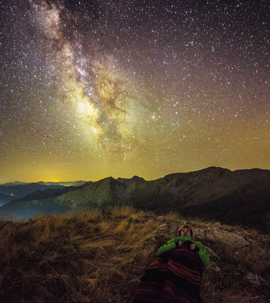 Milky Way Blanket
