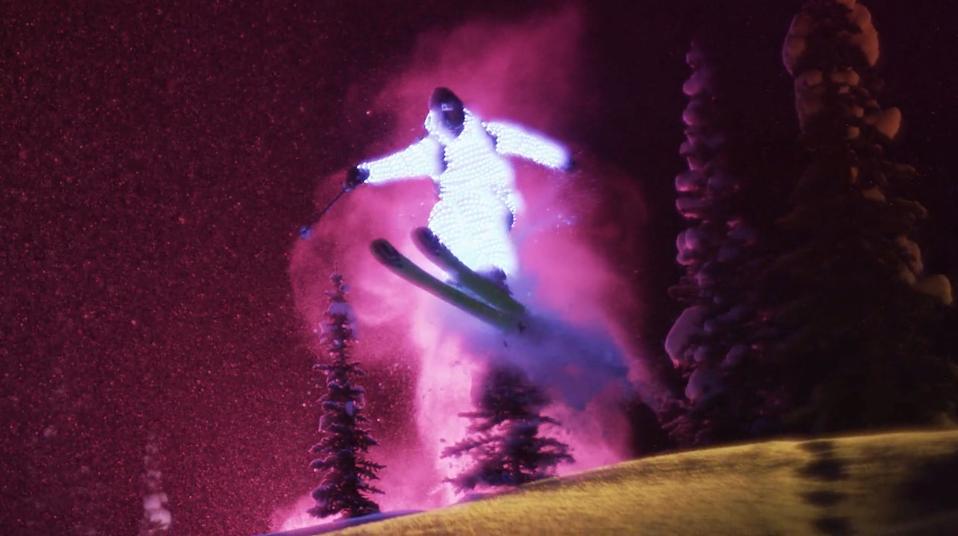 LED Ski Suits