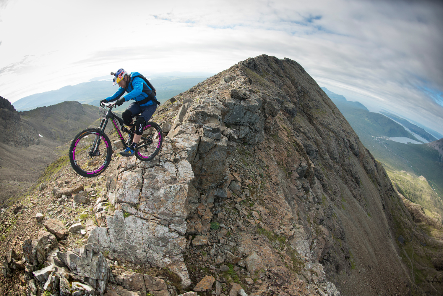 danny macaskill the ridge photo