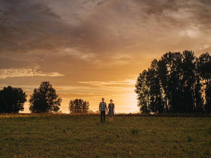 pentax 645z dynamic range sunset photo