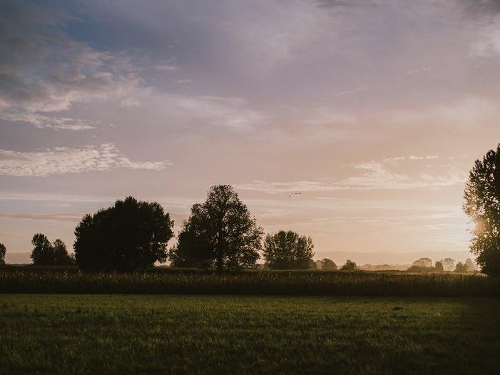 pentax 645z landscape sunset photo