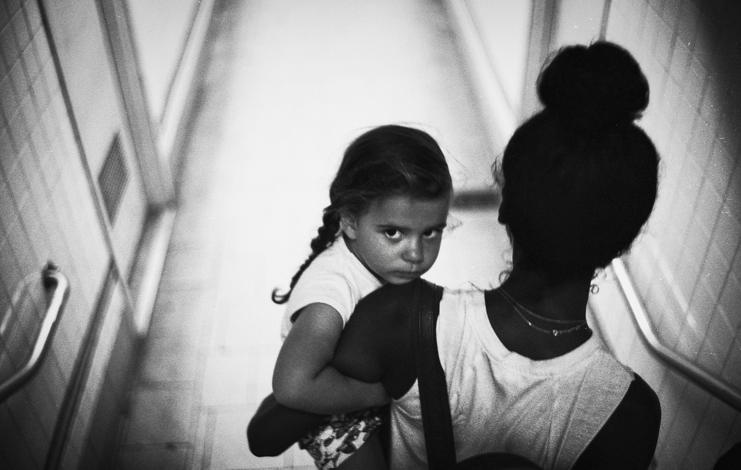 The Love And Security This Child Gets From Her Mother Is Palpable She Briefly Looked Up I Took Shot Eyes Tonality Of Skin Tones