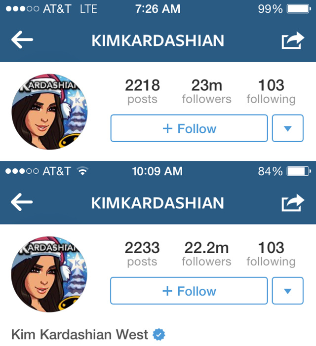 Why I Don't Care That I Lost 2,000 Followers on Instagram
