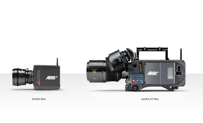 Arri Announces the Alexa Mini - 4K, Lightweight, Compact