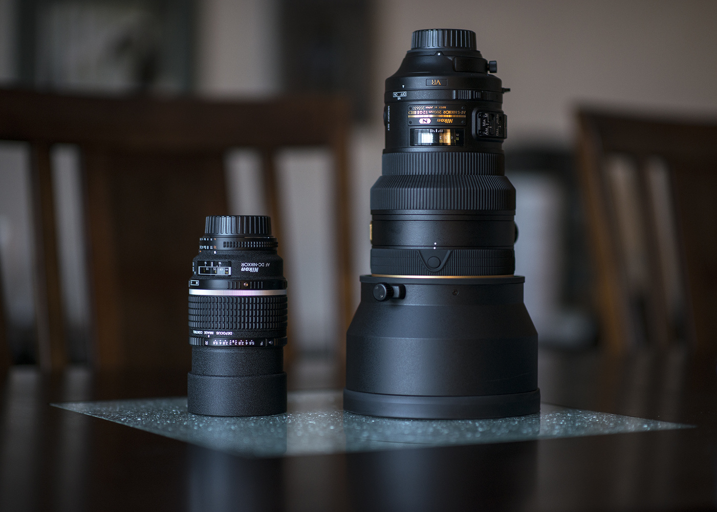 Which Is The Ultimate Nikon Portrait Lens? 200mm, 135mm or 85mm