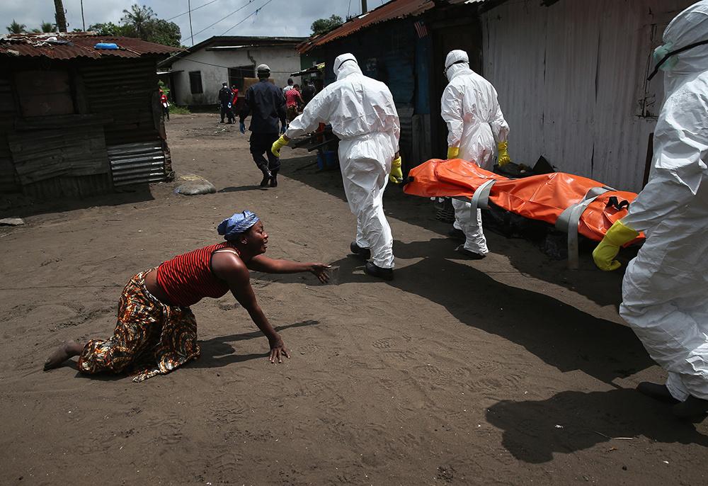 Photography Award Ebola