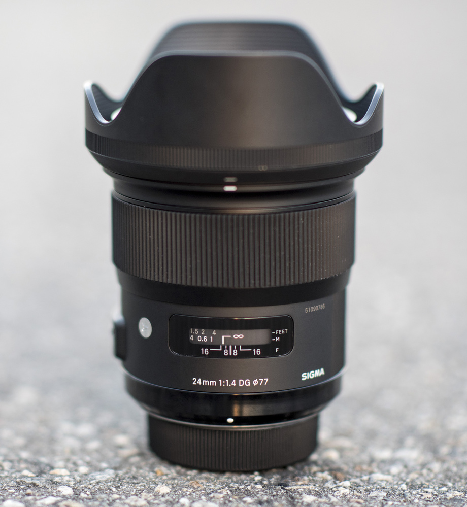 Hands-On Review with Sigma\'s Newest 24mm f/1.4 Art Beauty | Fstoppers