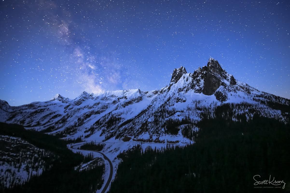 Astrophotography Scott Kranz Stars