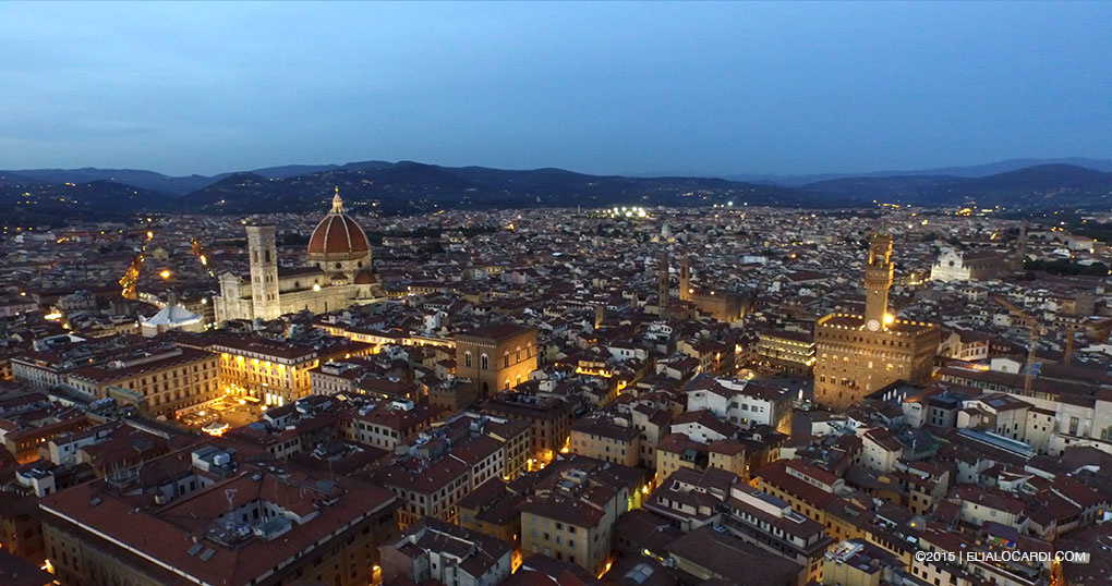 Phantom 3 Review - Florence Still Before