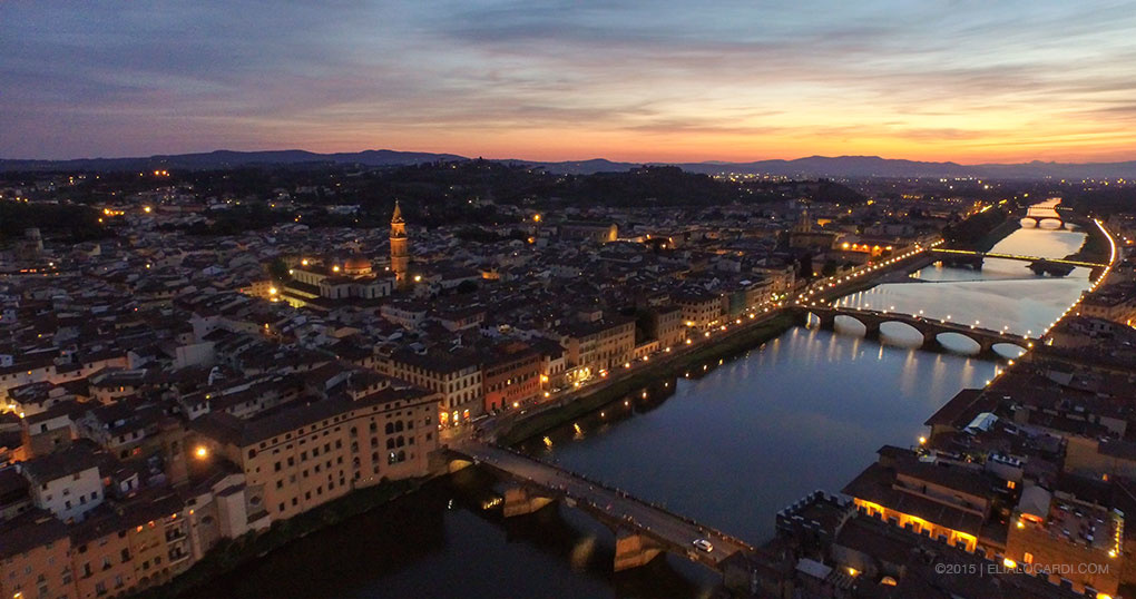 DJI Phantom 3 Review - Florence After Example
