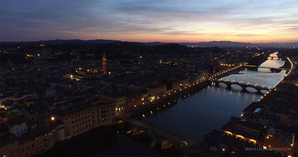 DJI Phantom 3 Review - Florence Before Example