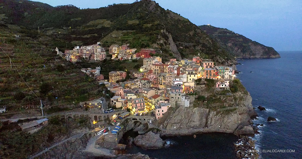 Phantom 3 Review - Manarola Still After