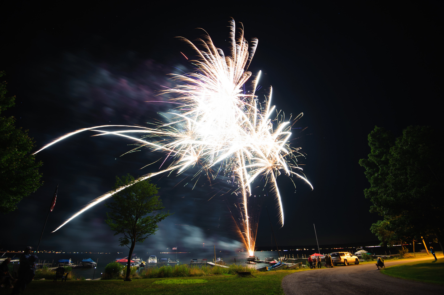 Photography Firework Tips July