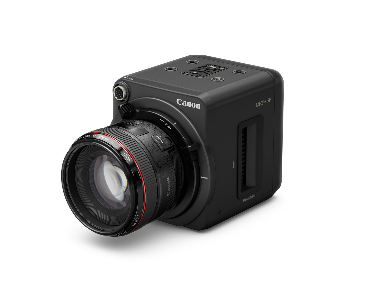 Canon Just Announced a Camera Capable of Shooting Over ISO ...