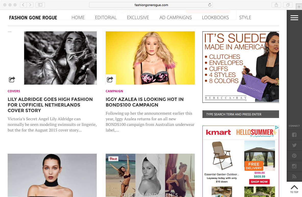 Ranking The Top 5 Fashion Photography Websites | Fstoppers