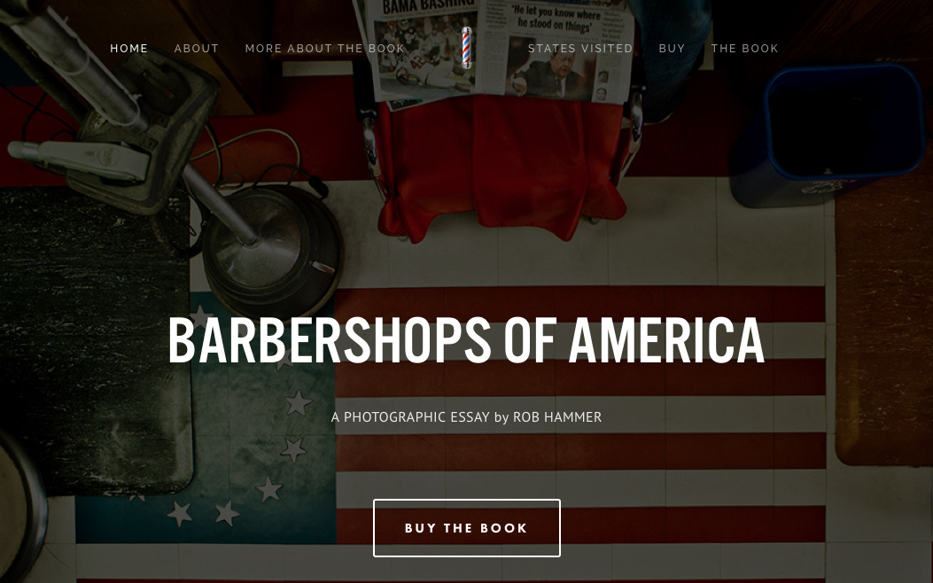 Barbershop Photo Project