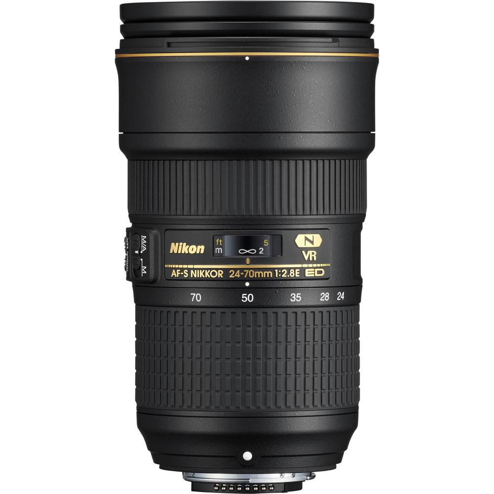 Nikon Announces New 24-70mm f/2.8E ED VR, 24mm f/1.8G ED, and 200 ...