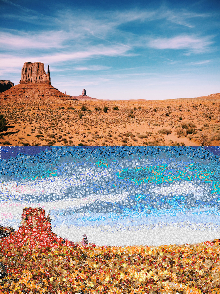 emoji mosaic photoshop fstoppers
