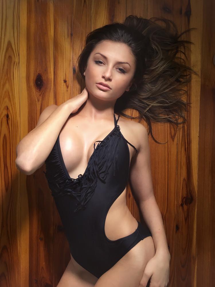 Hot Model Photo Shoot