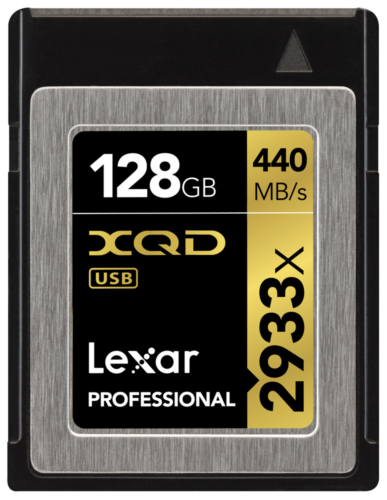 Lexar's Fastest Cards Finally Bring SSD Speeds to the XQD and CFast