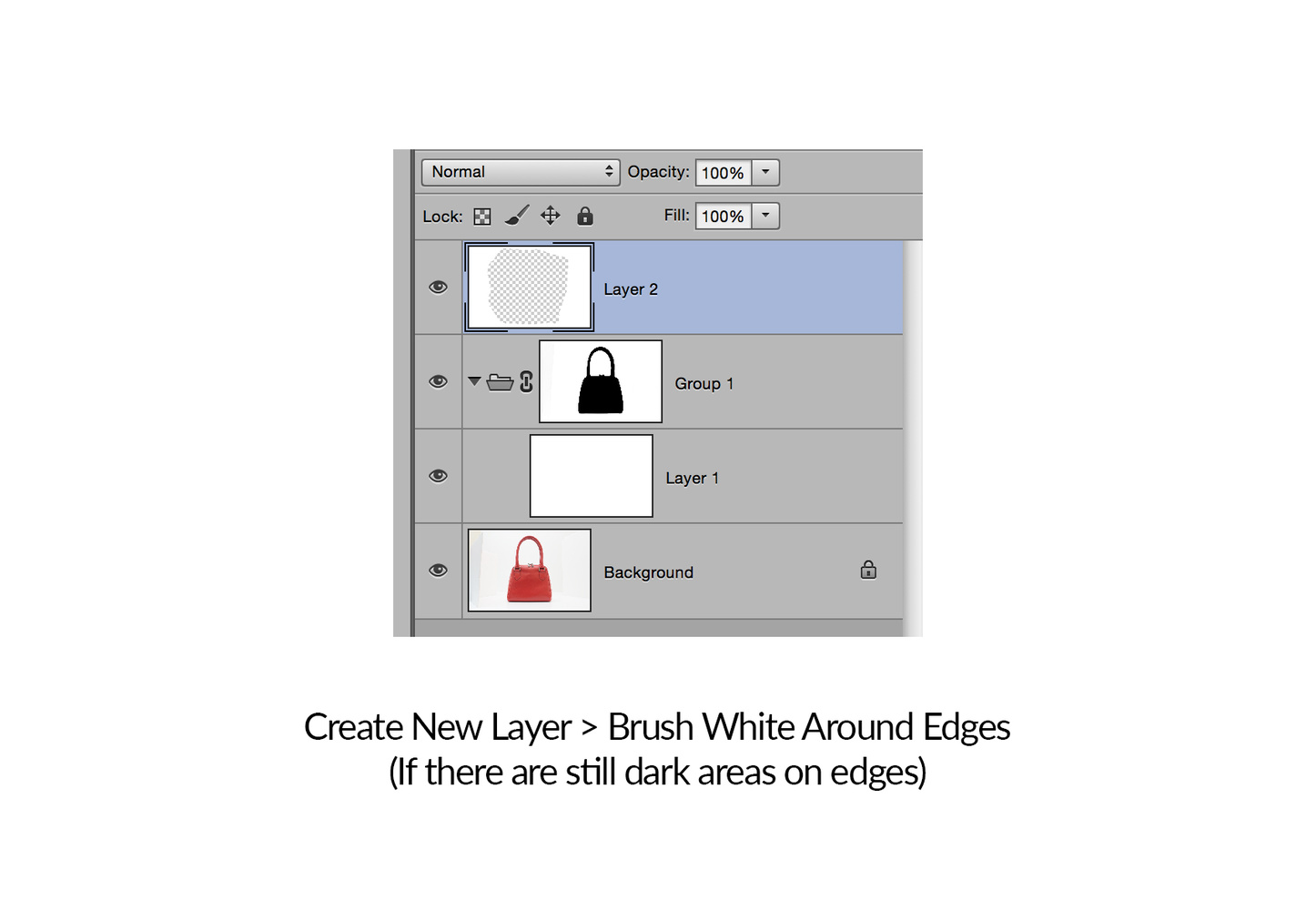 How To Make A Perfect White Background Within Minutes Using