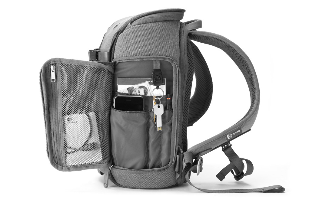 The Booq Slimpack Is a New Compact Camera Backpack With a ...