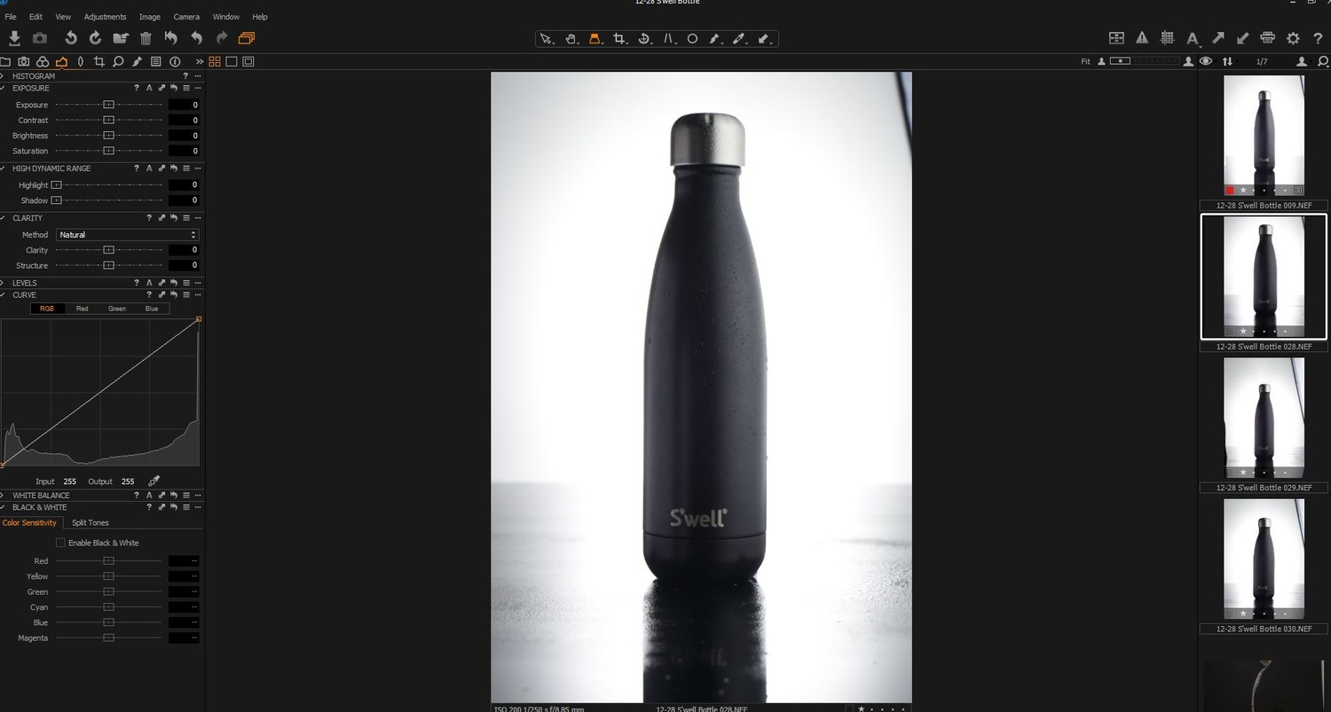 How To Create Simple And Elegant Product Photos With