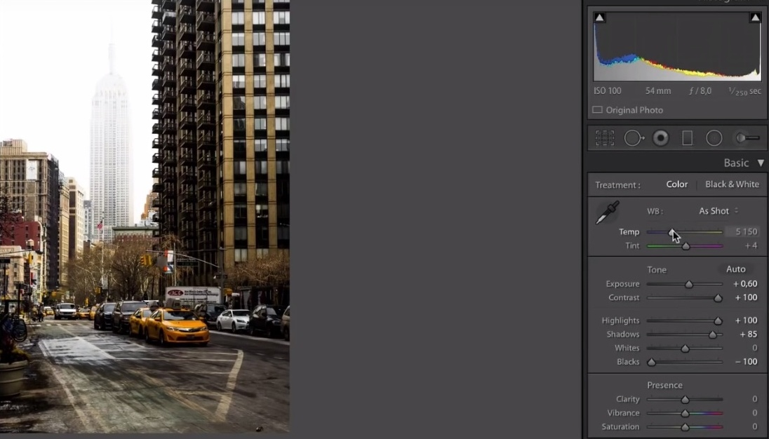 How to Create That Urban High Contrast Desaturated Look in Lightroom