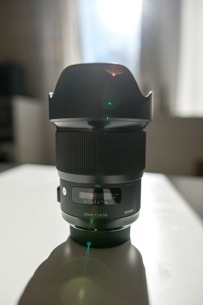 Sigma's 20mm f/1 4 Art Is Pure Heaven with No Competition