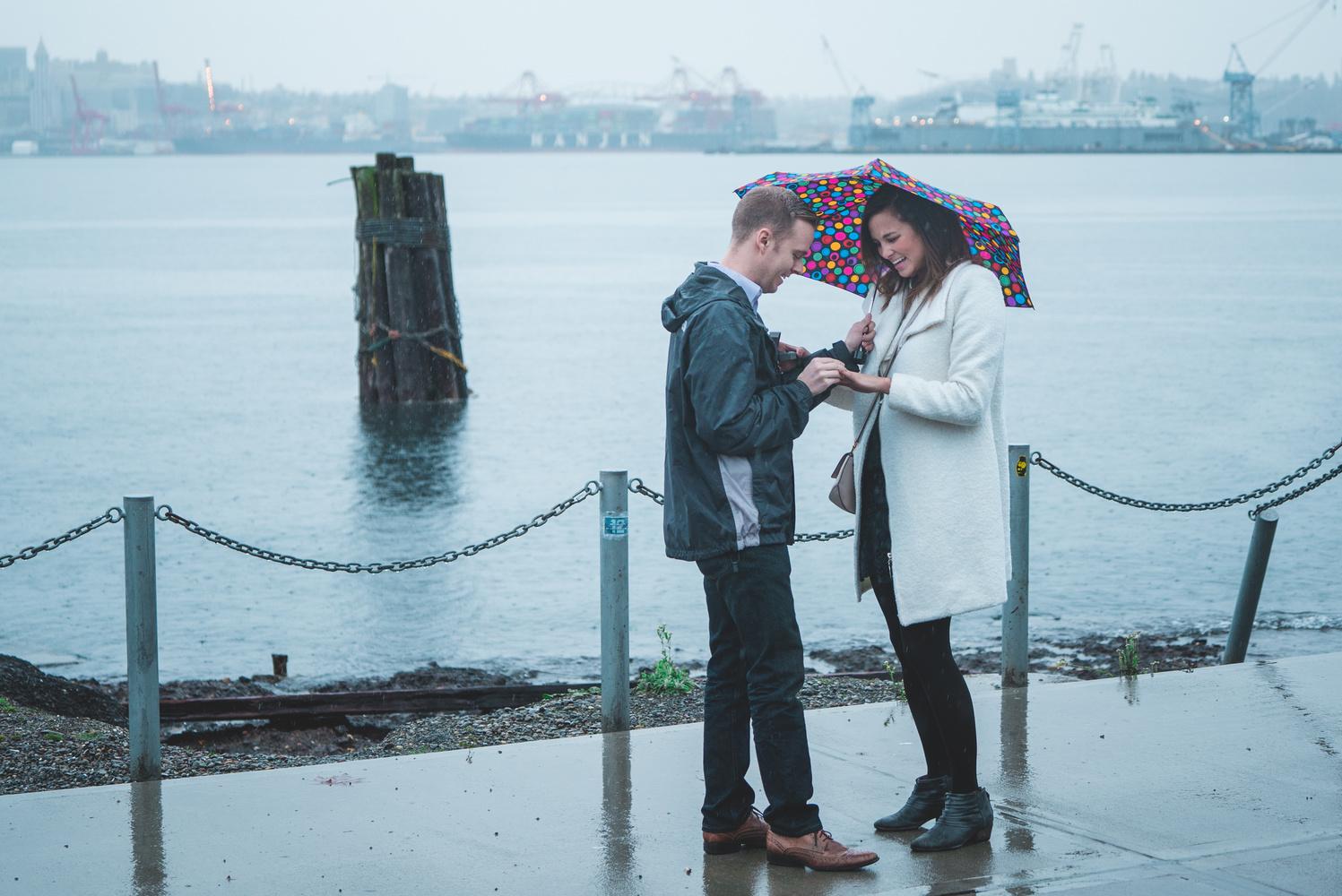 Shoot Surprise Proposal