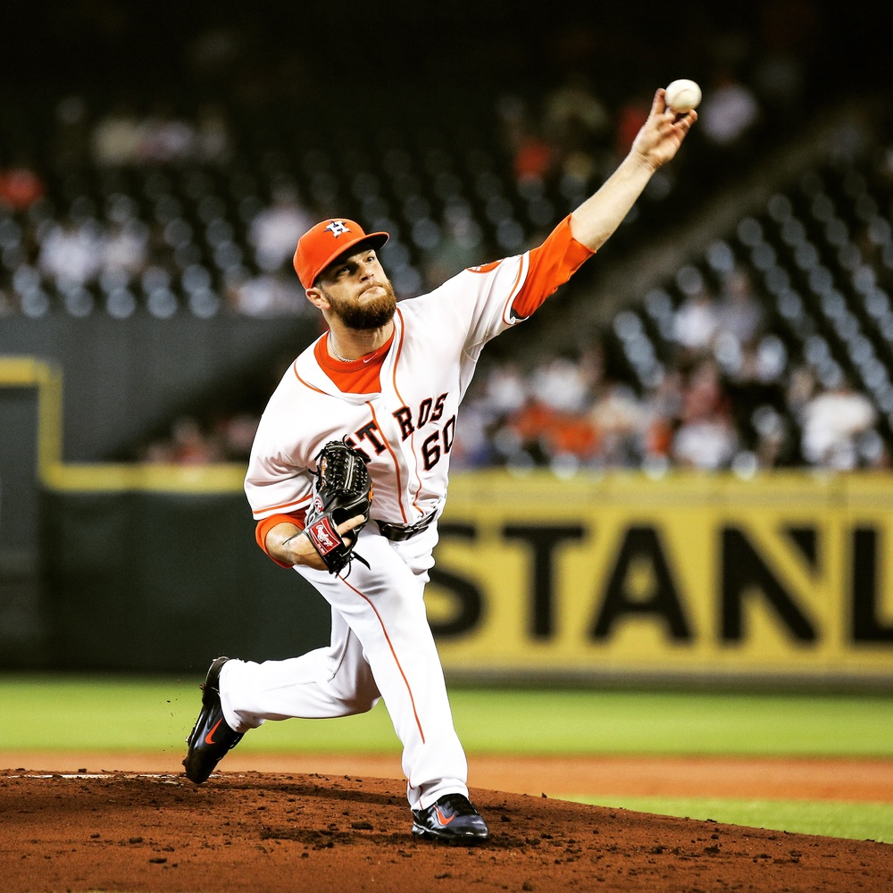 sports photography tips dallas keuchel