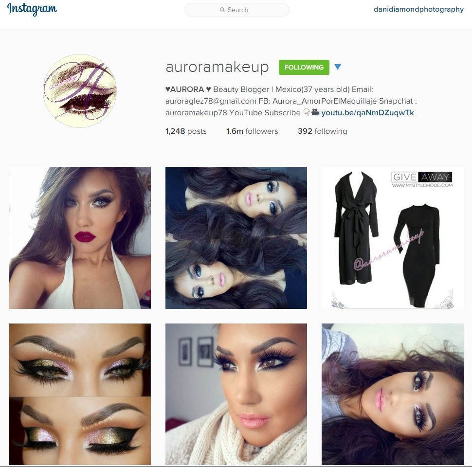 Top 5 Make Up Artists on Instagram and How They Will Make