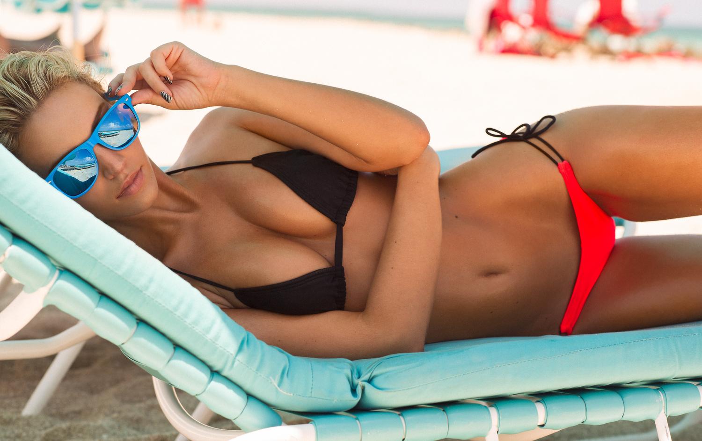 Swimwear model Bryana Holly