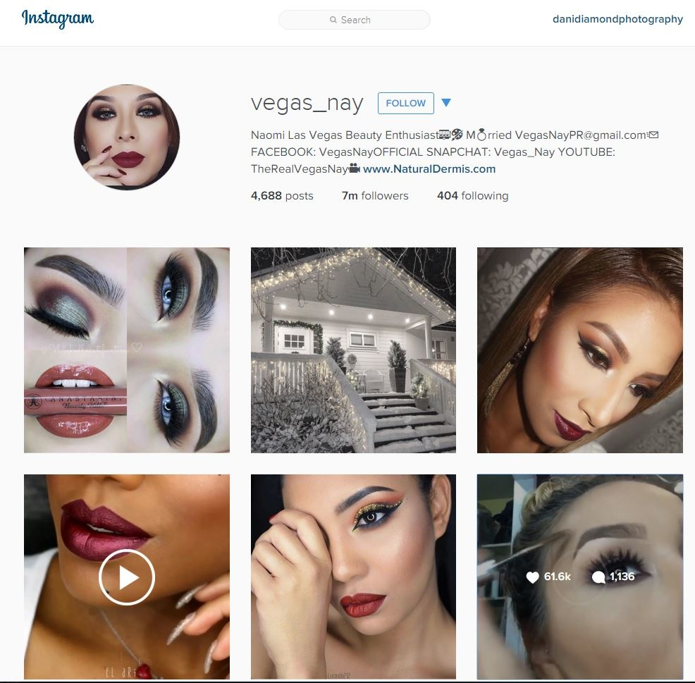 Top 5 Make Up Artists On Instagram And